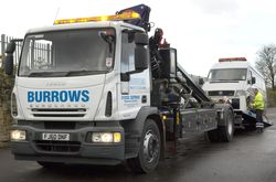 Burrows invests in a future with Roger Dyson