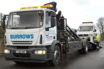 -Burrows invests in a future with Roger Dyson