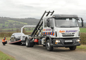 -Auto Support cashes in with Roger Dyson
