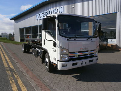 -ISUZU Forward N75.190 Day Cab - EURO 6 Engine