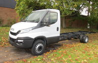 -In Stock - New Facelift Iveco Daily 72C180 Daycab