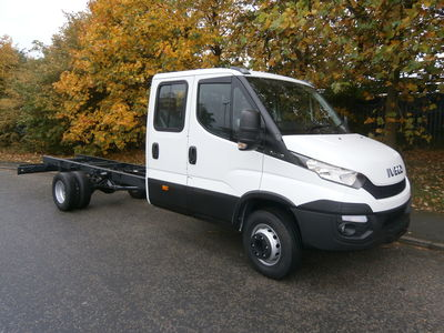 -In Stock - New Facelift Iveco Daily 70C180  Crewcab