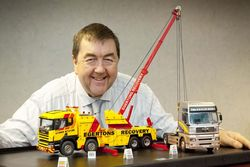 COMPETITION-Roger Dyson hits the history trail
