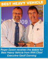Tow Show a success for Roger Dyson