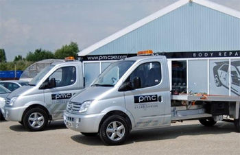 -PMC source another LDV Transloader TR2 from the Roger Dyson Group