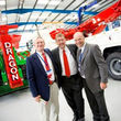-Roger Dyson and NRC go from strength to strength together - 80 tonnes to be precise
