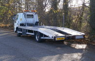-2008 Isuzu NQR 70 Fitted with alloy beavertail SV4767