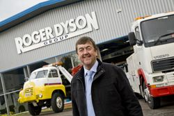 Dyson's cash eases the pain for ex-customers
